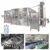 machine에 의하여 임금 병에 넣어지는 물 공장 기계장치