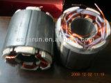 Rotor à enroulement et stator de laminage de faisceau de moteur pour le moteur sans frottoir de C.C