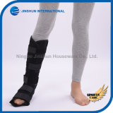 Лодыжка хомуте опору можно надеть на обувь с эргономичным шплинт и прокладки из пеноматериала для растяжения артрит боль потрясения трещины