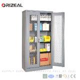 선반 (OZ-OSC028)를 가진 Orizeal 그네 메시 문 저장 내각