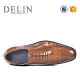 2018 последней из натуральной кожи в классическом стиле мужская обувь