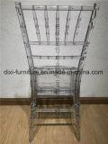 결혼식 호텔을%s 플라스틱 Tiffany 의자 공간 Chiavari 도매 의자