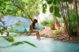 يعلّب يخيّم قابل للتحويل [تر هووس] سرير معلّق وشجرة خيمة - 3 شخص [إسغ10418]