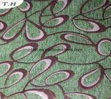 Tissu de meubles de Chenille de chameau par 320GSM