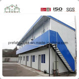 Modular Steel Frame Building for Accommodation and Workshop