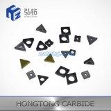 Insertos CNC carboneto de tungsténio personalizada