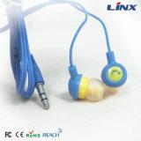 Sorriso Multi-Color Face Auricular Fone de ouvido mini
