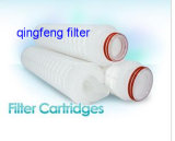 Weerstand van de corrosie PTFE plooide de Patroon van de Filter van 0.2 Microns voor Chemische producten