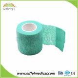 Preiswerte medizinische Wegwerfteile-Fixierung-chirurgischer elastischer anhaftender zusammenhängendverband