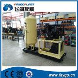 Kompressor 30bar für Laser-Ausschnitt-Maschine
