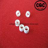 Alto densidade de alta temperatura 99 peças cerâmicas da isolação da alumina