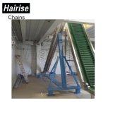 Suporte a Máquina Inclinada Correia Transportadora de PVC de elevação