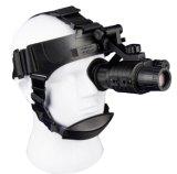 軍隊は携帯用夜間視界装置を使用する