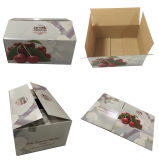 Коробка прочного плодоовощ овощей картона упаковывая