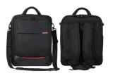 学校、コンピュータ、余暇ビジネスリュックサックのための三重目的のラップトップのバックパック袋