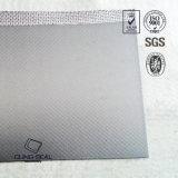 Folha de gaxeta grafite reforçado com inserção de metal