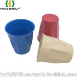 Färben BioEco Plastiknahrungsmittelgrad Composable Anhui-viele Bambuscup und Becher der faser-200ml