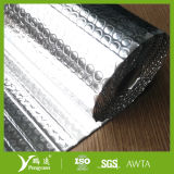 Impression recto verso du papier aluminium avec double couche d'isolement Bulle d'air