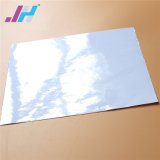 Material auto-adhesivo de la impresión del vinilo de Tranparent de la etiqueta engomada solvente del coche de Eco del látex del HP
