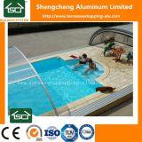 폴리탄산염 상업적인 알루미늄 수영풀 울안