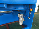 Машина машины гидровлического маятника CNC режа складывая