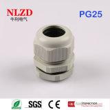 PG M NPT tipo prensaestopas de latón impermeable de nylon plásticos Prensaestopas
