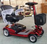 大人のためのライト級選手はFoldable折りたたみの小さい小型蹴りの電気携帯用移動性のスクーターを推進する