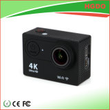 Sete cores mini câmera subaquática desportiva WiFi para presente