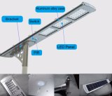 Soporte poste todo en uno con la luz solar de la lámpara Modelo 12 Horas lámpara HPS