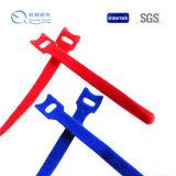 Fascette ferma-cavo riutilizzabili materiali di nylon di Customrized