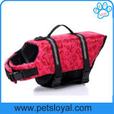 Produit pour animaux de compagnie Pet Dog Life Jacket Swimming Vest