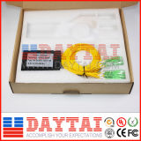 Divisore ottico del PLC 1*16 della fibra a forma di scatola di 3mm con il connettore di Sc/APC