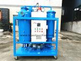 Vauum ha utilizzato la macchina di pulizia dell'olio lubrificante dell'olio della turbina (TY)