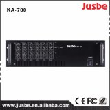 Amplificatore professionale di stereotipia di potere di Digitahi di alta efficienza della Manica 200With8ohm 350With4ohm di Jusbe Ka-700 6 audio