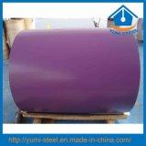 Heiße eingetauchte galvanisierte Farbe beschichtete Stahlringe PPGI/PPGL