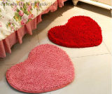 Polyester Long Pile Chenille High Quality Shape Floor Mat