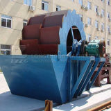물통 모래 세탁기, 중국에 있는 바퀴 모래 세탁기
