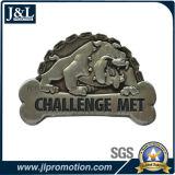 Die Casting 3D Metal Coin, alta qualidade, obra de arte gratuita