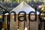 Tienda de campaña de ocio al aire libre Safari refugio protegido UV tienda Glamping