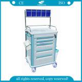 AG At005b1 간호원 배려 전용 다기능 Ce&ISO 병원 의학 트롤리
