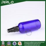 frascos de vidro do pulverizador do cobalto 100ml com o pulverizador preto da bomba da loção