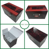 La parte inferior Pegado automático Caja de papel para embalaje de dulces dulces