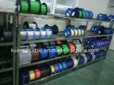 Cable óptico de fibra de la base del cable GYTS 2-144 de Ccommunication
