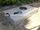 Equipamento de sala limpa UFF Filtro HEPA para a unidade do filtro do ventilador
