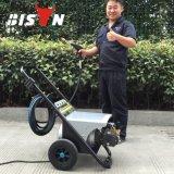 비손 (중국) BS-2500L 177f 가솔린 엔진 가구 휘발유 휴대용 고압 차 세탁기