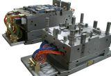 Machine de position en plastique de moulage et de moulage de haute précision