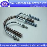 Schraube des China-Hersteller-Quadrat-U