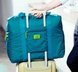 Sac de rangement pliable Premium, sac de rangement de voyage pliable (SGS / BSCI / RoHS / ISO9001)