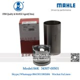 Fodera del cilindro di Mahle S6k per Cat320c 34307-00501