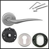 ステンレス鋼の固体引きは固体円形の管のハンドルを扱う